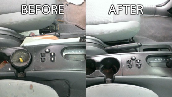 Car interior detailing services near me