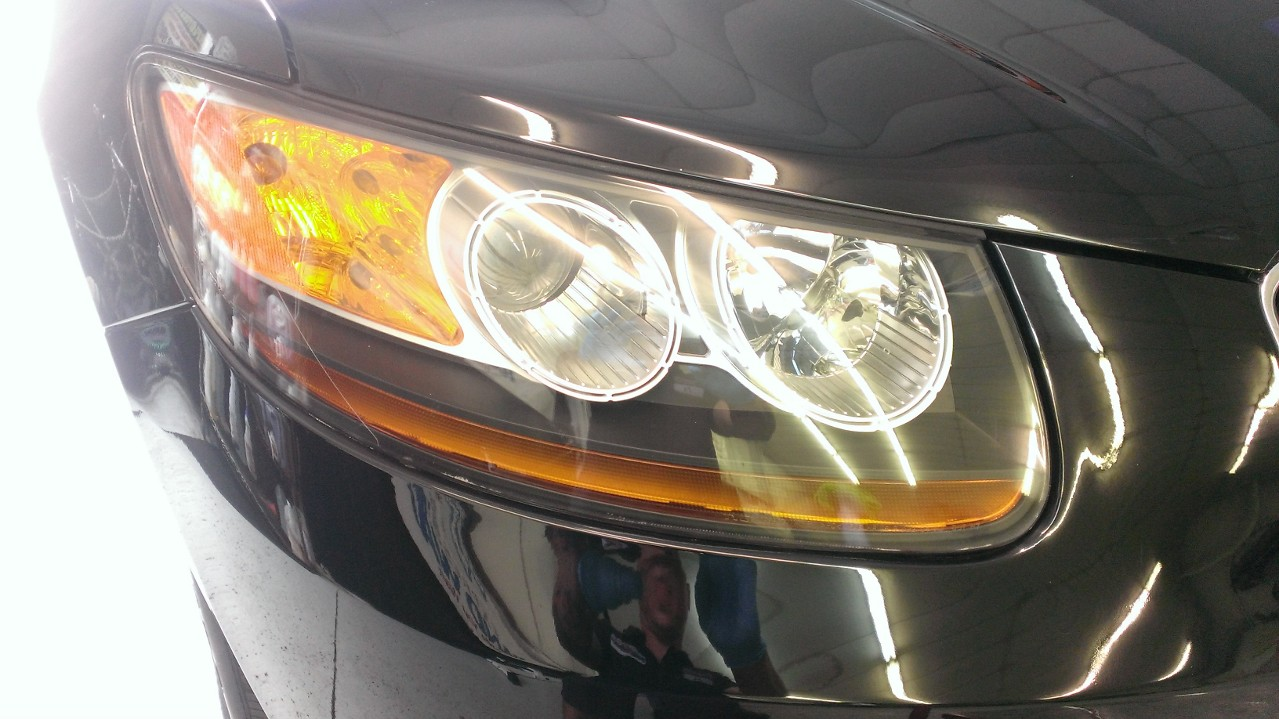Are On Your Headlights : Headlight restoration get rid of your cloudy headlights